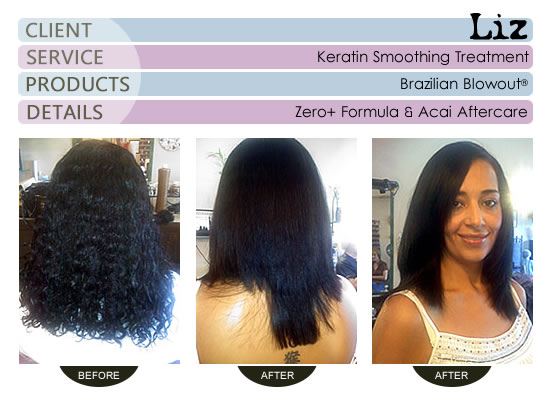 I used Zero+ Formula and Acai Aftercare Line w/Liz